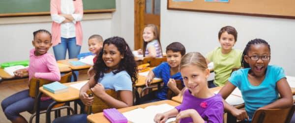 Engels in het basisonderwijs